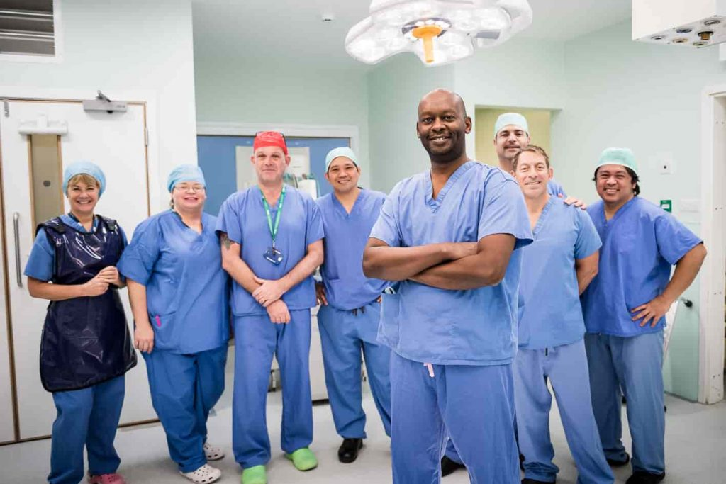 Spine Surgery Doctors