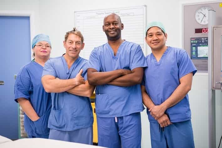 Spine Doctors